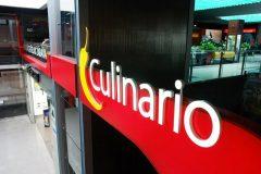 Svetelný portál Culinário - Avion