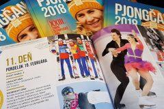 Publikácia PJONGČANG 2018